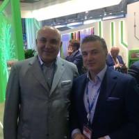 В кулуарах Санкт-Петербургского международного экономического форума - 2015